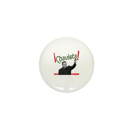Chavista! Mini Button (10 pack)