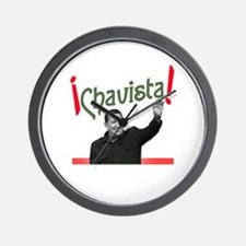 Chavista! Wall Clock