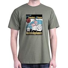 Convenience & Pleasure of Modern Appliances T-Shirt