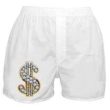 Gold Dollar Rich Boxer Shorts