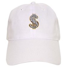 Gold Dollar Rich Baseball Baseball Cap
