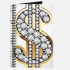 Gold Dollar Rich Journal