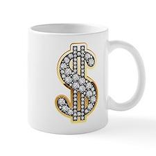 Gold Dollar Rich Mugs