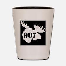 907_Moosehead_Black Shot Glass