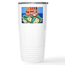 Merbabes Mermaids Travel Mug