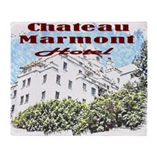 Chateau Marmont Throw Blanket