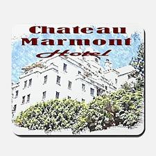 Chateau Marmont Mousepad