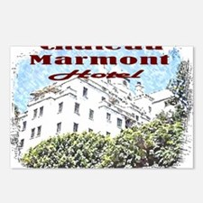 Chateau Marmont Postcards (Package of 8)
