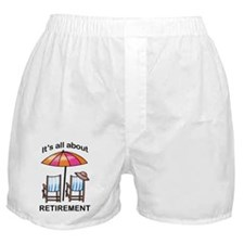 Retirement Boxer Shorts