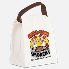 Mope and Dope Smokers Canvas Lunch Bag