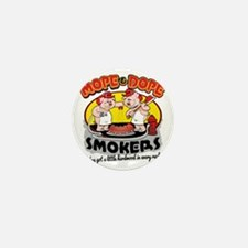 Mope and Dope Smokers Mini Button
