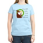 It's My Cat's World Women's Light T-Shirt