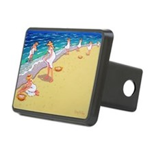 Sisters of the Sea- Beach Hitch Cover