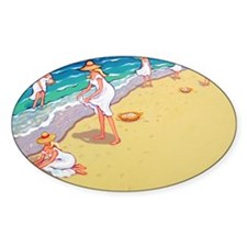 Sisters of the Sea- Beach Decal