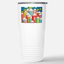 Little Village Travel Mug