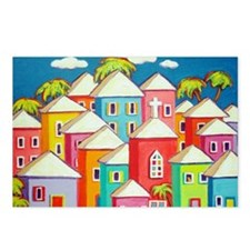 Little Village Postcards (Package of 8)
