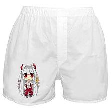 Chibi Mokou Boxer Shorts