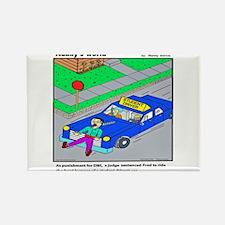 Cute Comics and art Rectangle Magnet (10 pack)