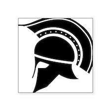 Greek Art - Helmet Sticker
