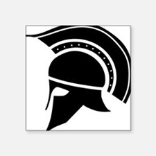 Greek Art - Helmet Sticker
