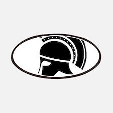 Greek Art - Helmet Patches