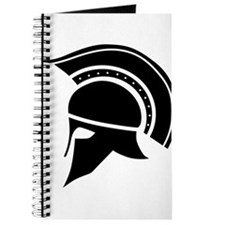 Greek Art - Helmet Journal