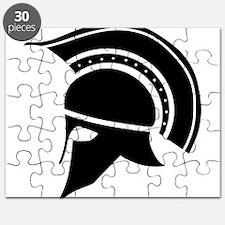 Greek Art - Helmet Puzzle