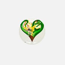 Dragon_Heart_10x10_apparel Mini Button
