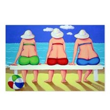 Wave Watch - Beach Postcards (Package of 8)