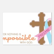 Nothing Is Impossible Postcards (Package of 8)