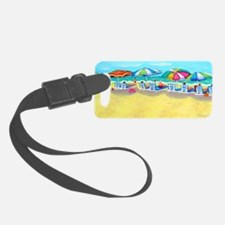 Summer Color - Beach Luggage Tag