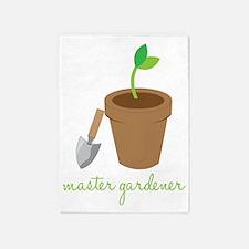 Master Gardener 5'x7'Area Rug