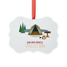Summer Vacation Ornament