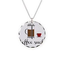 Coffee Snob Necklace
