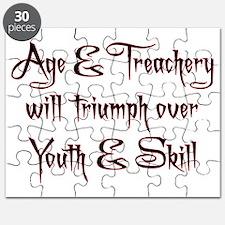Age  Treachery Puzzle