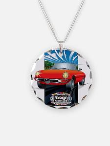 Foreign Auto Club - Framed I Necklace