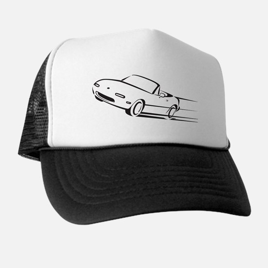 Foreign Auto Club - Japanese Icon 1a Trucker Hat