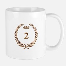 Napoleon gold number 2 Mug