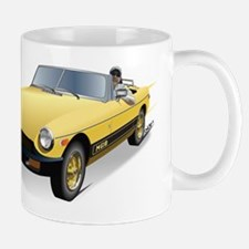 Foreign Auto Club - British 1a Mug