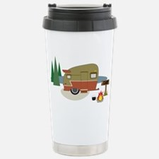 Camping Trailer Travel Mug
