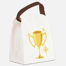 Trophy Cup  Canvas Lunch Bag