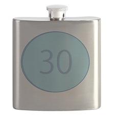 Thirty Flask