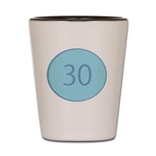 Thirty Shot Glass