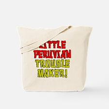 Little Peruvian Trouble Maker Tote Bag