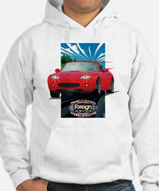 Foreign Auto Club - Framed Japan Hoodie