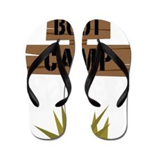 Boot Camp Flip Flops