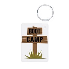 Boot Camp Keychains
