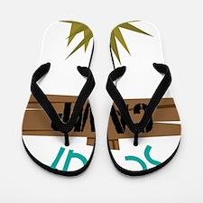 Scout Camp Flip Flops
