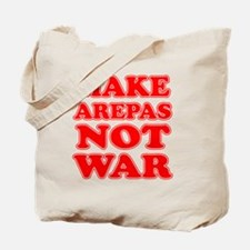 Make Arepas Not War Tote Bag