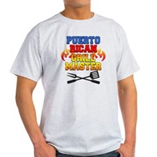 Puerto Rican Grill Master Apron T-Shirt